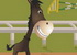 Jeux Cours, cours petit cheval