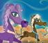 Jeux Course de poney