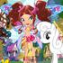 Jeux Winx club : Mon petit poney
