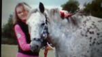 Cheval Mon amour de princesse - Appaloosa Femelle (12 ans)