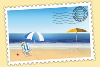 C'est l'été : sortez masques, tubas, jeux de plage et châteaux de sable !