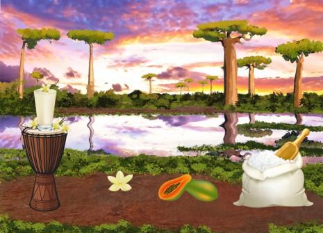 Trouvez les objets de Madagascar pour gagner des cadeaux!