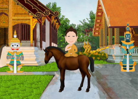 Un nouveau poney en vedette sur Horzer : découvrez et adoptez le poney thaïlandais !
