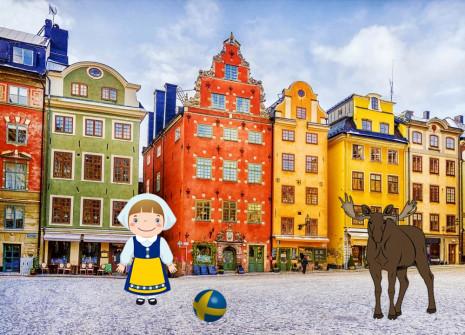 Evadez-vous avec le mois de la Suède sur Horzer !