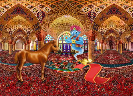 Le Caspien débarque sur Horzer, venez l'adopter!